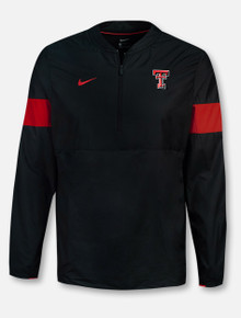 "Nike Texas Tech Red Raiders ""Coach"" Shield Jacket"