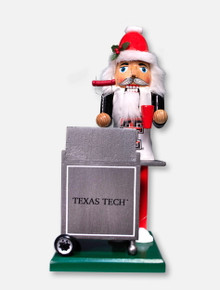 Texas Tech Red Raiders Raider Red Mascot Tailgating Nutcracker