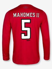"Under Armour Texas Tech Red Raiders "" Mahomes II Football"" Long Sleeve T-Shirt"