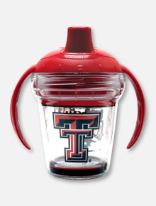 """Tervis Texas Tech Red Raiders """"Born A Fan"""" Sippy Cup"""