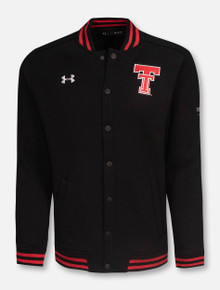 "Under Armour Texas Tech Red Raiders ""Originators"" Dugout Varsity Jacket"