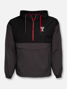 "Arena Texas Tech Red Raiders ""Dolce"" Anorka 1/4 Zip Jacket"