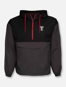 "Arena Texas Tech Red Raiders ""Dolce"" Anorak 1/4 Zip Jacket"