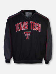 "Arena Texas Tech Red Raiders ""Duffman"" Windbreaker Pullover"