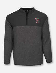 """Arena Texas Tech Red Raiders """"Gumble"""" 1/4 Zip Pullover"""