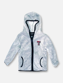 """Arena Texas Tech Red Raiders """"Chicken Boo"""" INFANT Faux Fur Jacket"""