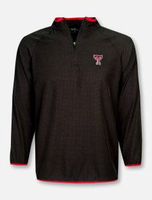 """Arena Texas Tech Red Raiders """"Chalmers"""" 1/4 Zip Jacket"""