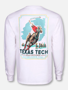 "Texas Tech Red Raiders ""Polo Grounds"" Long Sleeve T-Shirt"