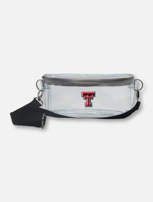Texas Tech Red Raiders Double T Clear Fanny Pack