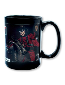 Texas Tech Red Raiders Comic Book Coffee Mug