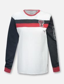 """Pressbox Texas Tech Red Raiders """"Schroeder"""" Long Sleeve T-Shirt"""