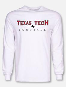 """Texas Tech Red Raiders """"Pigskin Legends"""" Long Sleeve T-Shirt"""