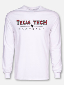 "Texas Tech Red Raiders ""Pigskin Legends"" Long Sleeve T-Shirt"