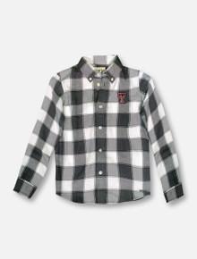 "Garb Texas Tech Red Raiders ""Cooper"" TODDLER Long Sleeve Button Down Shirt"