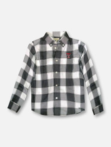 "Garb Texas Tech Red Raiders ""Cooper"" YOUTH Long Sleeve Button Down Shirt"