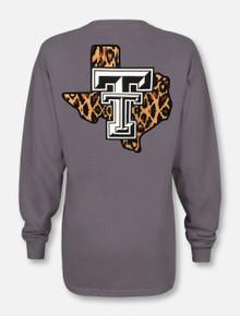"Texas Tech Red Raiders ""Leopard Pride"" Long Sleeve T-Shirt"