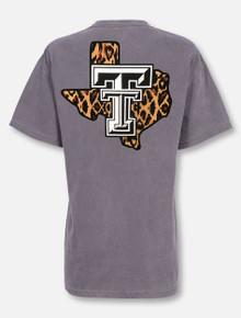 "Texas Tech Red Raiders ""Leopard Pride"" T-Shirt"