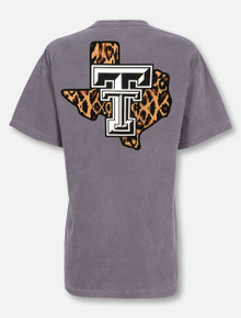 "Texas Tech Red Raiders ""Leopard Pride"" T-Shirt"