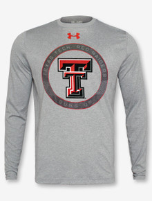 "Under Armour Texas Tech Red Raiders ""Dime"" Performance Long Sleeve"