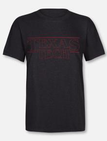 "Pressbox Texas Tech Red Raiders ""Upside Down"" T-Shirt"