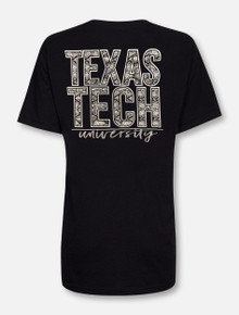 "Texas Tech Red Raiders ""Snakeskin"" T-Shirt"