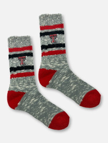 "Texas Tech Red Raiders ""Alpine Tweed"" Socks"