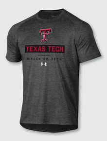 """Under Armour Texas Tech Red Raiders """"Fourth and Goal"""" T-Shirt"""