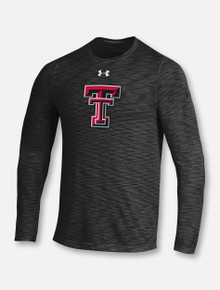 "Under Armour Texas Tech Red Raiders ""Vanish"" Seamless Long Sleeve T-Shirt"