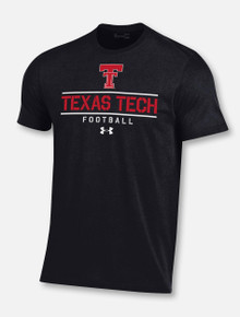 "Under Armour Texas Tech Red Raiders ""Ice The Kicker"" Short Sleeve T-Shirt"
