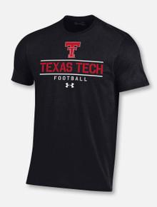 "Under Armour Texas Tech Red Raiders ""Ice The Kicker"" Short Sleeve T-Shirt"