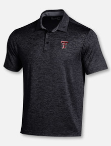 "Under Armour Texas Tech Red Raiders ""Playoff Tonal Heather "" Polo"