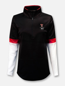 Under Armour Texas Tech Red Raiders Women's 2019 Sideline 1/4 Zip Pullover