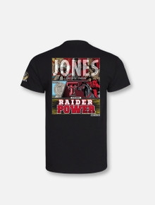 Texas Tech Red Raiders 2019 Official Wreck 'Em Tech Game Day YOUTH Black T-Shirt