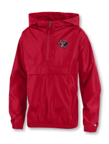 "Champion Texas Tech Red Raiders YOUTH ""Pride Recruiter"" Pack and Go Jacket"