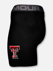 "Under Armour Texas Tech Red Raiders ""Boxerjock"" Compression Boxer Briefs"