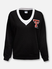 "ZooZatz Texas Tech Red Raiders ""Inspire"" V Neck Pullover"