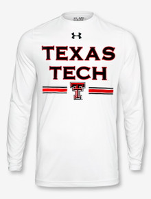 """Under Armour Texas Tech Red Raiders """"All American"""" Long Sleeve T-Shirt"""