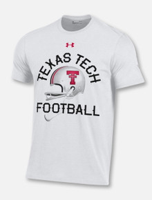 "Under Armour Texas Tech Red Raiders ""Legends"" Short Sleeve T-Shirt"