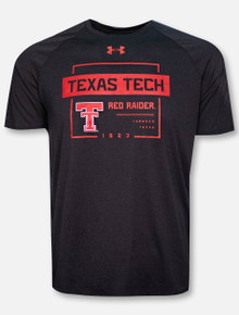 "Under Armour Texas Tech Red Raiders ""On The Tron"" Short Sleeve T-Shirt"