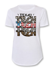 "Texas Tech Red Raiders ""Kiss Off"" T-Shirt"