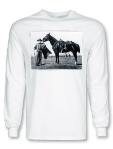 """Texas Tech Red Raiders""""Unbridled Spirit"""" Long Sleeve T-Shirt"""