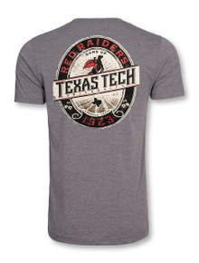 "Texas Tech Red Raiders Pride Logo ""Field of Dreams"" T-Shirt"