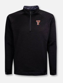 """Under Armour Texas Tech Red Raiders """"HD"""" 1/4 Zip Pullover"""