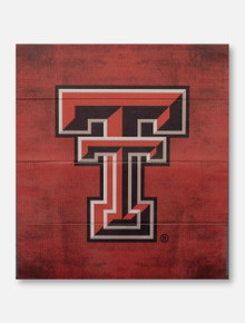 Texas Tech Red Raiders Double T Wood Pallet Sign