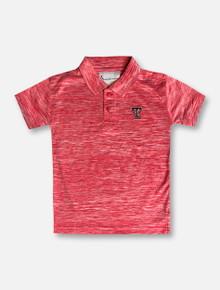 "Texas Tech Red Raiders ""Spacedye Golf Creeper"" TODDLER Shirt"
