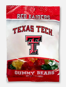Texas Tech Red Raiders 5oz Pack of Gummy Bears