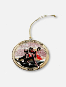 "Texas Tech Red Raiders 2019 ""Goin' Band"" Official 22nd Presidential Ornament"