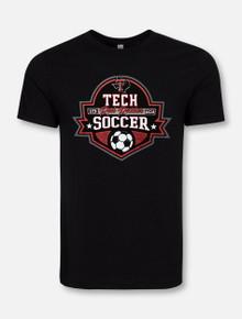 """Texas Tech """"Terrific Soccer"""" T-Shirt"""