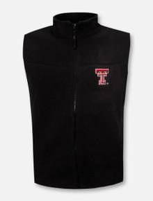 """Vineyard Vines Texas Tech Red Raiders """"Harbor"""" Fleece Vest"""