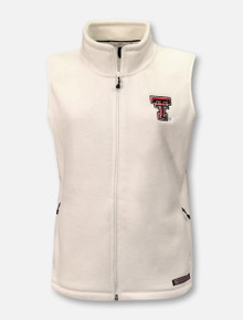 "Vineyard Vines Texas Tech Red Raiders ""Westerly"" Women's Fleece Vest"